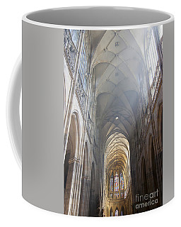 Nave Of The Cathedral Coffee Mug
