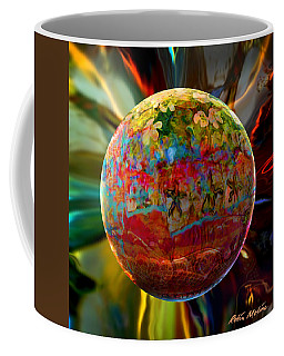 Na'vi Sphere Coffee Mug