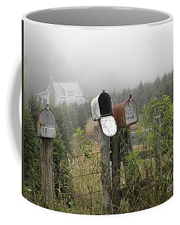 Nc Mailboxes Coffee Mug