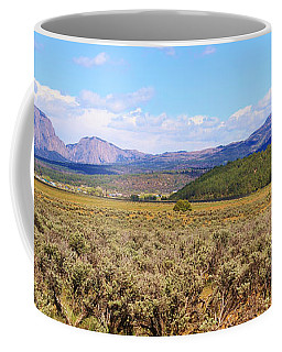 Near Chama New Mexico Coffee Mug