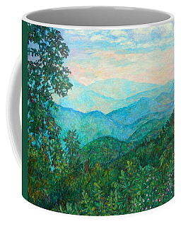 Near Purgatory Coffee Mug by Kendall Kessler