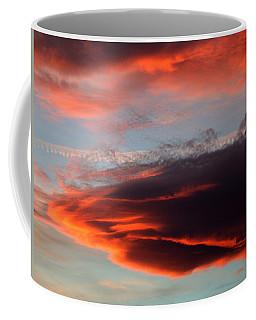Nearly Red Coffee Mug