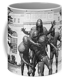 Nebraska Football Coffee Mug