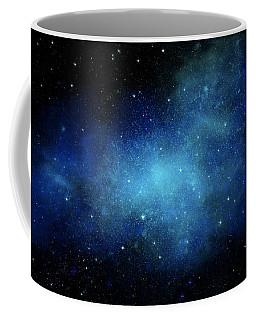Nebula Mural Coffee Mug