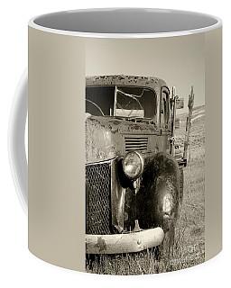 Needs Gas By Diana Sainz Coffee Mug