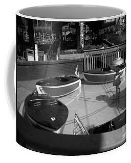 Coffee Mug featuring the photograph Needs Water Skis  by Michael Krek