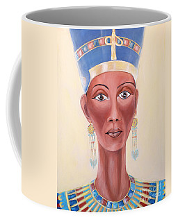 Nefertiti. Inspirations Collection Coffee Mug