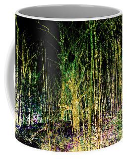 Negative Forest Coffee Mug