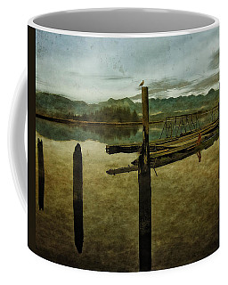 Nehalem Bay Reflections Coffee Mug