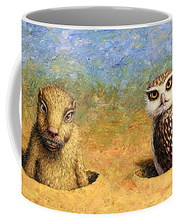 Neighbors Coffee Mug