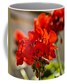 neighbour's flower DB Coffee Mug by Leif Sohlman