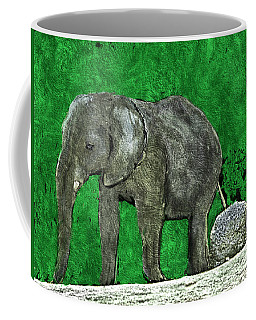 Nelly The Elephant Coffee Mug