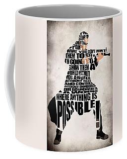 Neo- The Matrix Coffee Mug