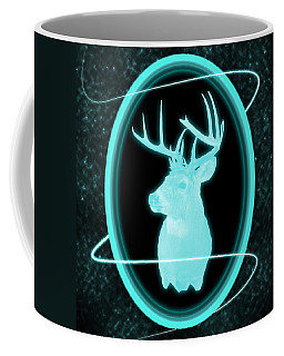 Neon Buck Coffee Mug