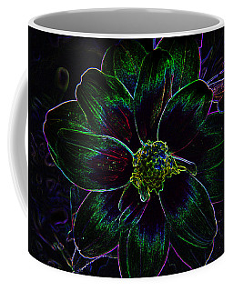 Neon Glow Coffee Mug by Aimee L Maher Photography and Art Visit ALMGallerydotcom