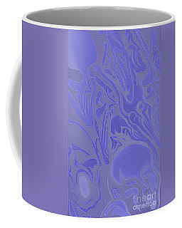 Neon Intensity Coffee Mug
