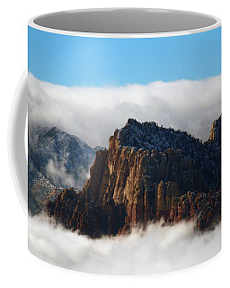 Nestled In The Clouds Coffee Mug