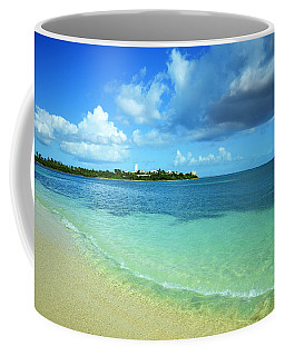 Nettle Bay Beach St. Maarten Coffee Mug