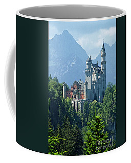 Neuschwanstein Castle 11 Coffee Mug