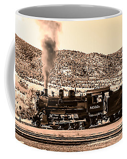 Nevada Northern Railway Coffee Mug