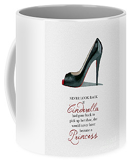 Never Look Back Coffee Mug