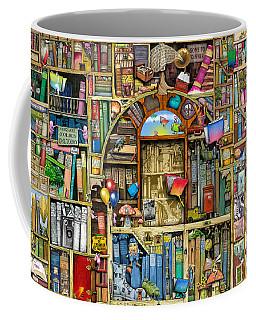 Neverending Stories Coffee Mug