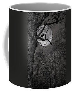 Coffee Mug featuring the photograph Nevermore by Robin-Lee Vieira