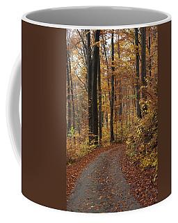 New Autumn Trails Coffee Mug