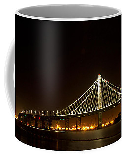 New Bay Bridge Coffee Mug