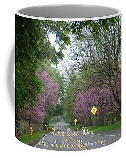 New Beginning Coffee Mug by Aimee L Maher Photography and Art Visit ALMGallerydotcom