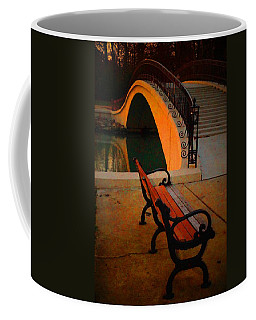 New Bridge And Bench Coffee Mug