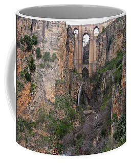 New Bridge V2 Coffee Mug by Suzanne Oesterling