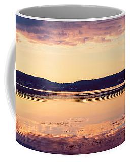 New Day New Hope Coffee Mug by Jenny Rainbow