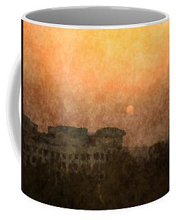 New Delhi Sunset Coffee Mug
