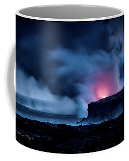 Coffee Mug featuring the photograph New Earth by Jim Thompson