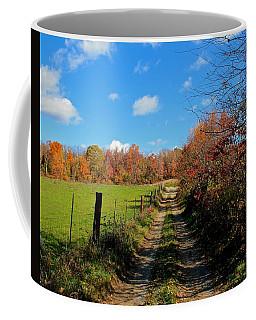 New England Farm Rota Springs Coffee Mug