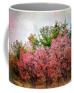 New England Spring Coffee Mug