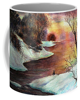 New Every Morning  Coffee Mug by Hazel Holland