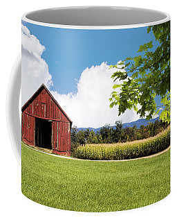 New Hampshire Barnyard Coffee Mug