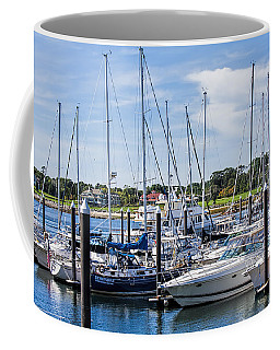 New Hampshire Marina Coffee Mug