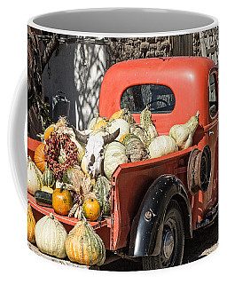 New Mexico Fall Harvest Truck Coffee Mug by Steven Bateson