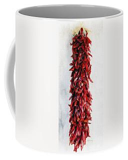 New Mexico Red Chili Art Coffee Mug