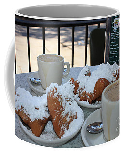 New Orleans Breakfast Coffee Mug