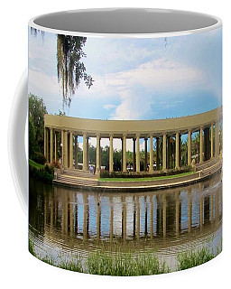 New Orleans City Park - Peristyle Coffee Mug