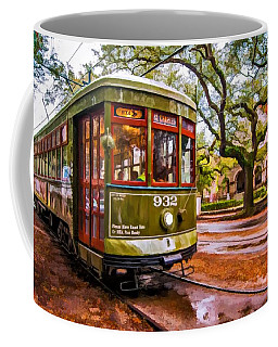 New Orleans Classique Oil Coffee Mug