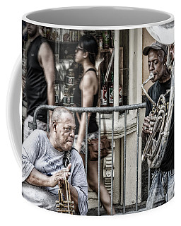 New Orleans Street Jam Coffee Mug
