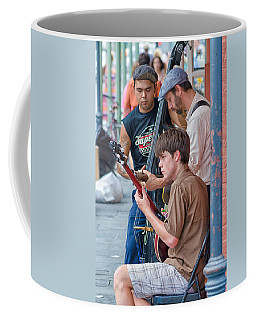 New Orleans Street Trio Coffee Mug