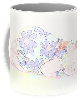 New Photographic Art Print For Sale Baby Girl Coffee Mug