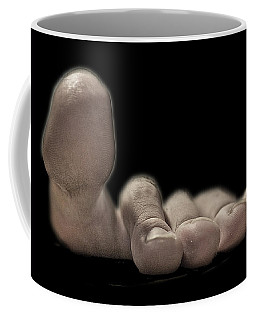 New Photographic Art Print For Sale   Best Foot Forward Coffee Mug