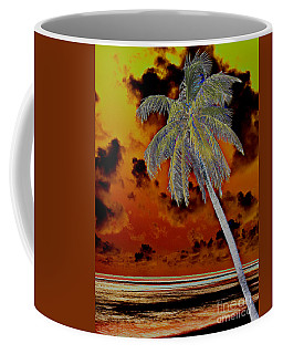 New Photographic Art Print For Sale Paradise Somewhere In The Bahamaramas Coffee Mug